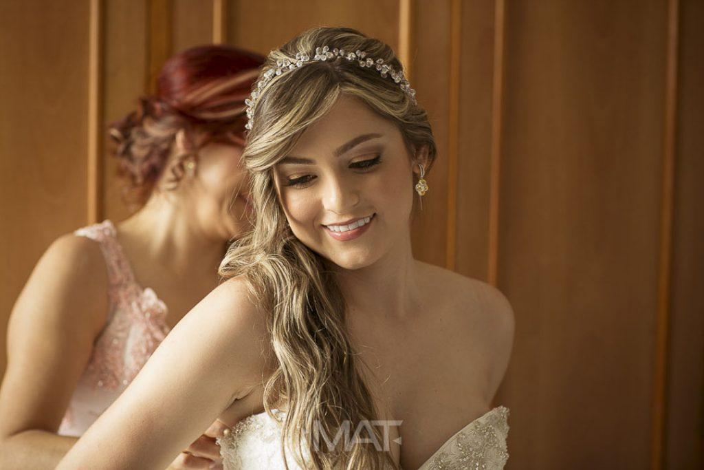 Maquillaje y peinado para novias en bogota